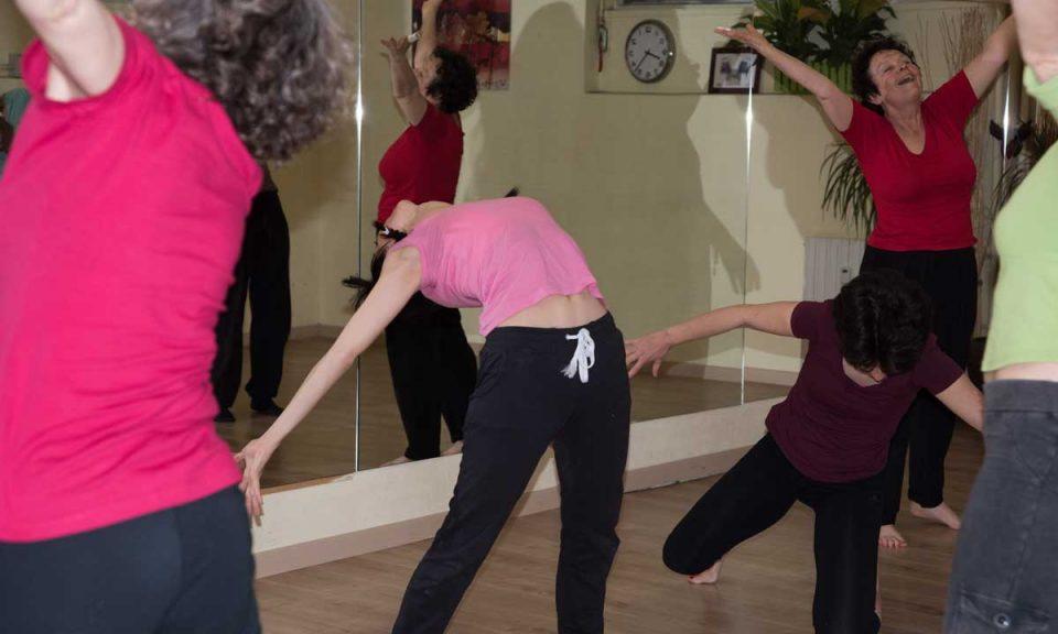 danza libera ed espressione corporea