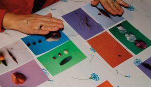 esempio di attività Espressive e Artistiche nelle professioni di aiuto