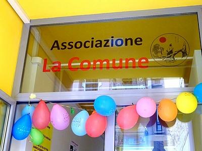 Inaugurazione Associazione La Comune